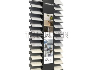 Quartz Tile Display Stand For Showroom SRL920