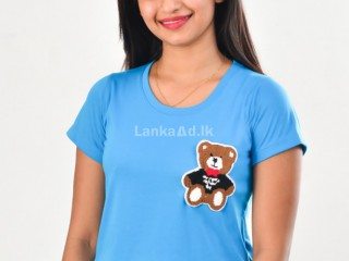 Ladies t shirt wholesale and retail