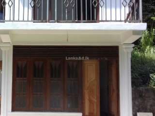 House for rent in Mawanella town