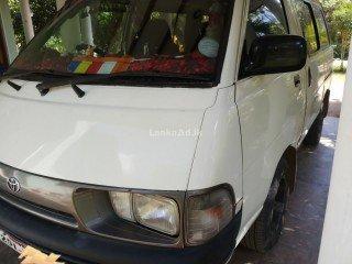 Toyota Townace cr27(lotto)