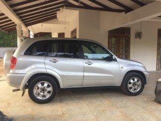 RAV4 auto,full options