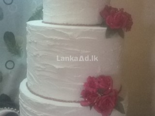 Modern Wedding cake for sale