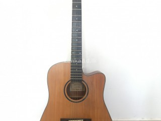Box Guitar Semi Accoustic