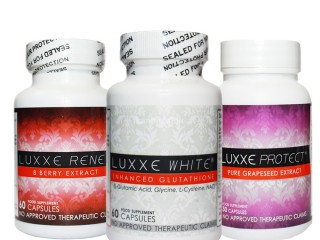Luxxe White Enhanced Glutathione 60 Capsules