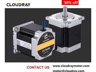 Stepper motor for 3D printer CNC laser engraver