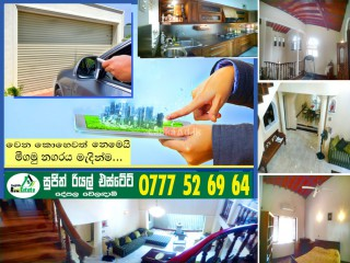 NEGOMBO TOWN Fully COMPLETED 2 STORIED HOUSE FOR SALE