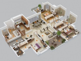 House plans & Estimate(BOQ)