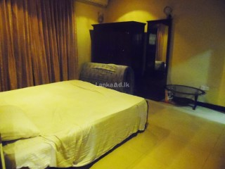Furnished 3 BHK Apartment for Rent in Wellawatte