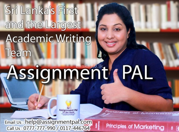 Expert Assignment Writers Colombo  Img